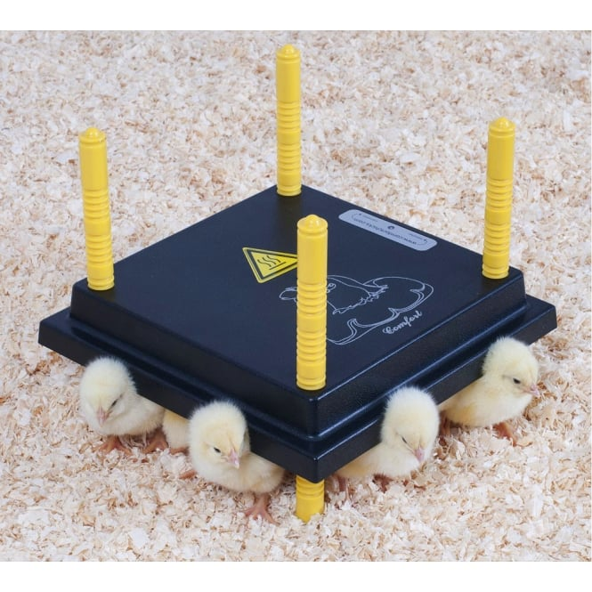 Comfort 25x25cm Chick Brooder Heating Plate