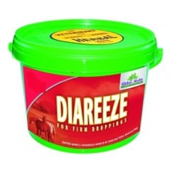Global Herbs Diareeze Powder 500g - For Horses