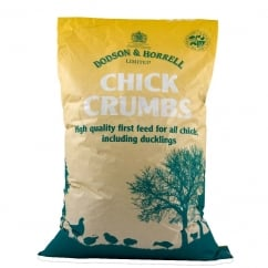 Chick Starter Crumbs - Poultry Feed