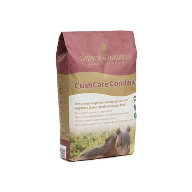 Dodson & Horrell CushCare Condition 18Kg Horse Feed