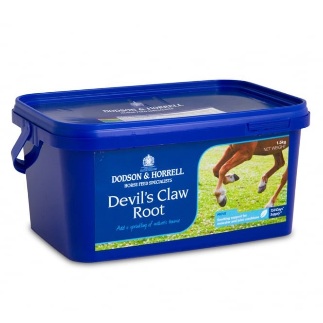 Dodson & Horrell Devil's Claw Root 1.5Kg Horse Supplement