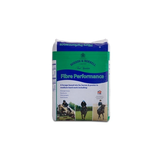 Dodson & Horrell Fibre Performance 20Kg Competition Horse Feed