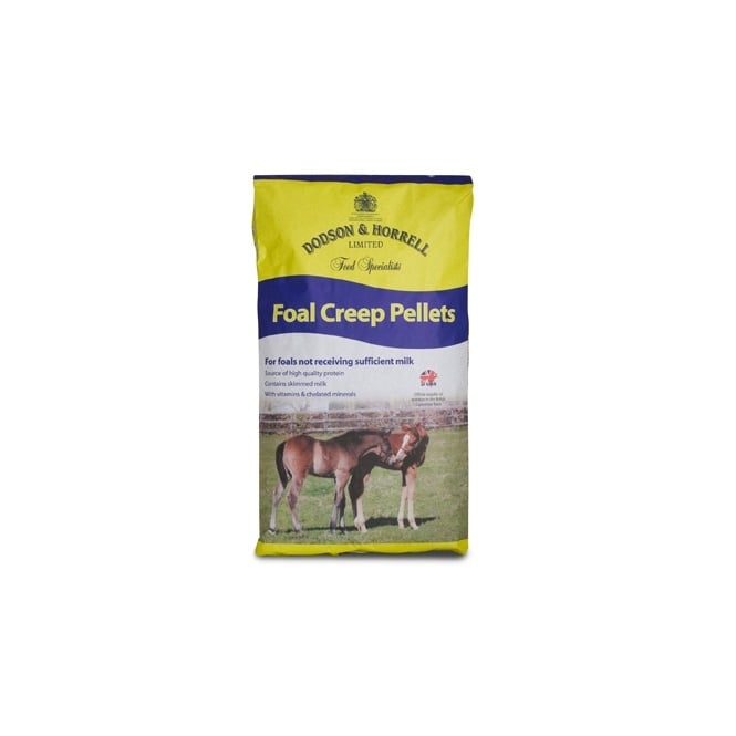 Dodson & Horrell Foal Creep Pellets 20Kg