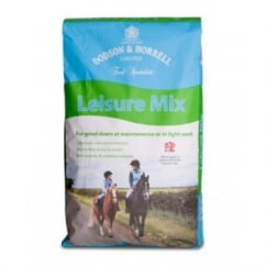High Fibre Mix 20Kg (formally Leisure Mix) - Horse Feed