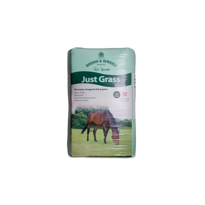 Dodson & Horrell Just Grass 12.5Kg - Horse Feed