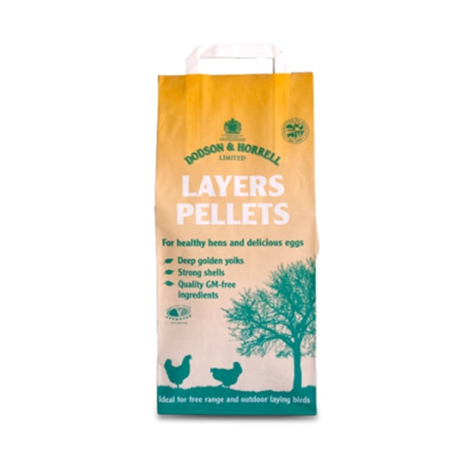 Dodson & Horrell Poultry Layers Pellets - Poultry Feed