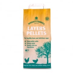 Poultry Layers Pellets - Poultry Feed