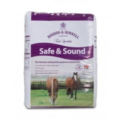 Safe and Sound 18Kg - Horse Feed