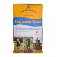 Staypower Cubes 20Kg Horse Feed