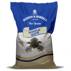 Whole Oats 20Kg Complementary Horse Feed