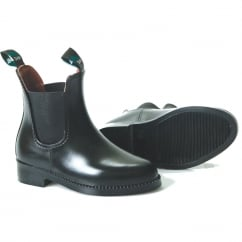 Childs Universal Jodhpur Boots - Black