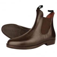 Dublin Childs Universal Jodhpur Boots - Brown