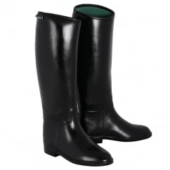 Dublin Childs Universal Tall Riding Boots - Black
