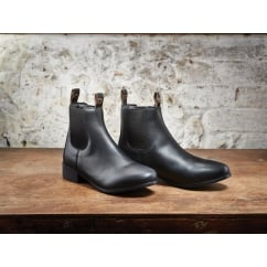 Foundation Adults Jodhpur Boots Black