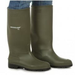 Pricemaster Wellington Boots Green