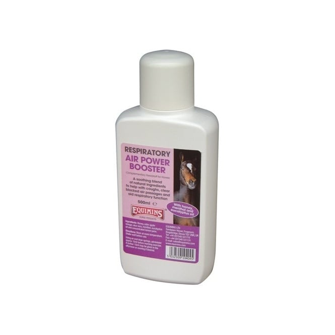 Equimins Air Power Booster Cough Mixture For Horses