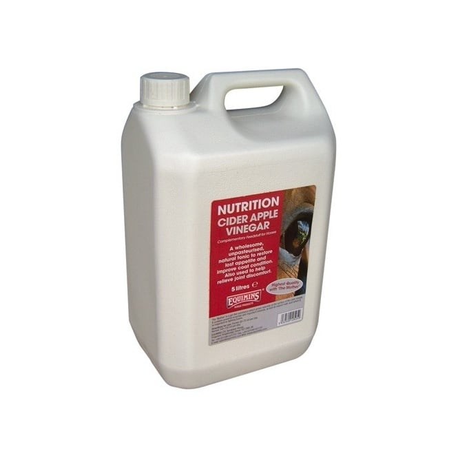 Equimins Cider Apple Vinegar for Horses