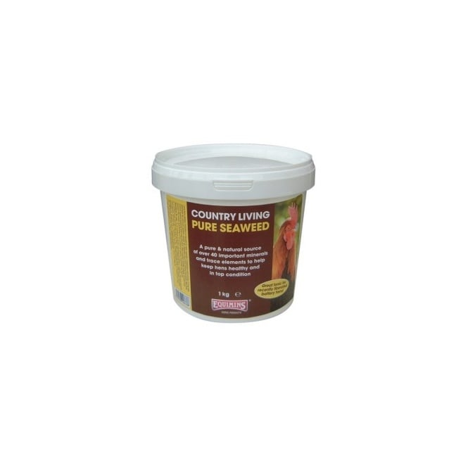 Equimins Country Living Seaweed Supplement 1Kg