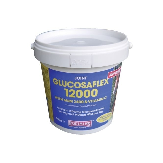 Equimins Glucosaflex 12,000 Horse Joint Supplement 900g