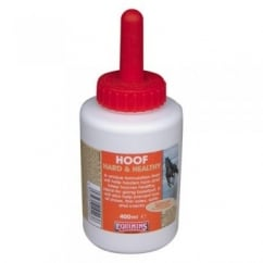 Hard & Healthy Hoof Hardner 400ml
