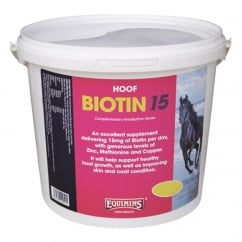 Hoof Biotin 15 Horse Hoof Supplement