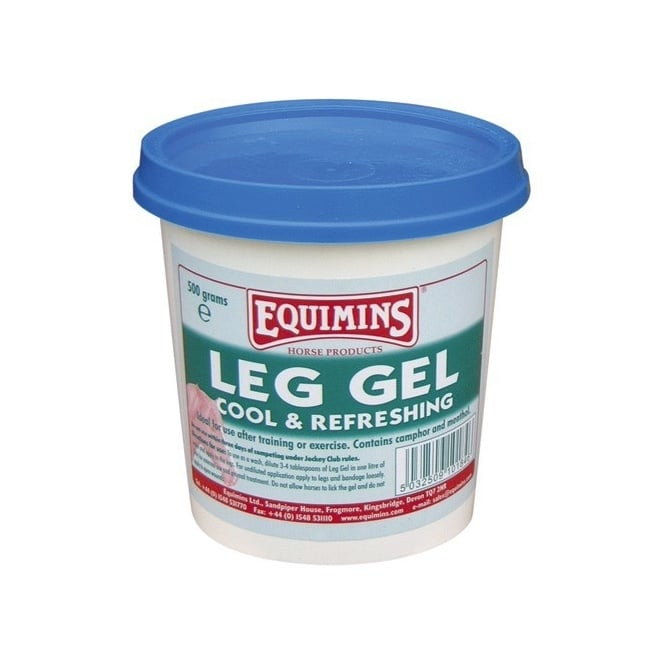 Equimins Leg Gel Cool & Refreshing 500g