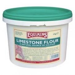 Limestone Flour 3Kg Horse Supplement