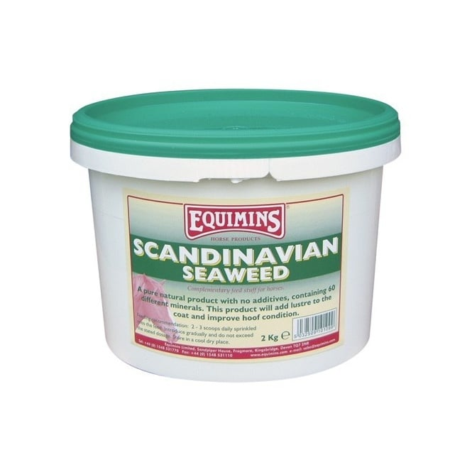 Equimins Scandinavian Seaweed 2Kg - Horse Supplement