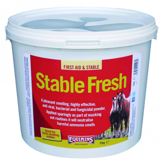 Equimins Stable Fresh Disinfectant Powder 5Kg