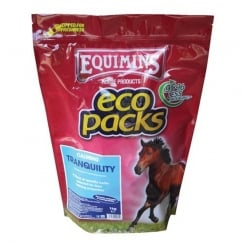 Tranquility Eco Pack 1Kg - Calming Horse Supplement