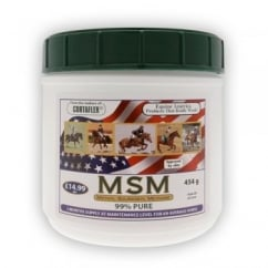 MSM Powder - Horse Supplement 454g