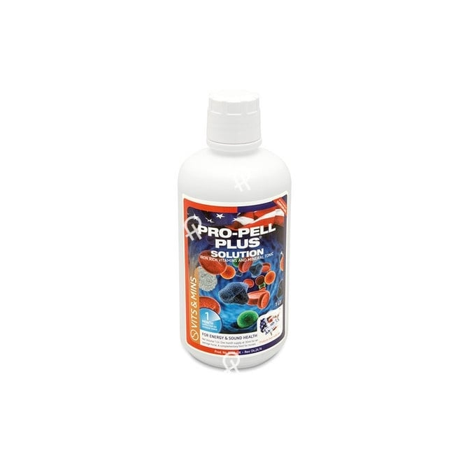 Equine America ProPell Plus Solution 1Ltr