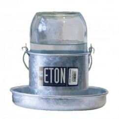 Eton Glass Jar Drinker