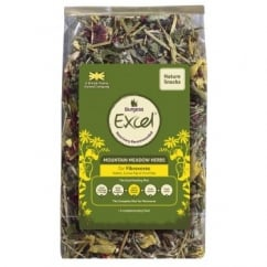 Excel Nature Snacks Mountain Meadow Herbs 120g