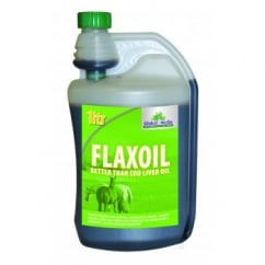 Global Herbs Flax Oil 1Ltr - For Horses