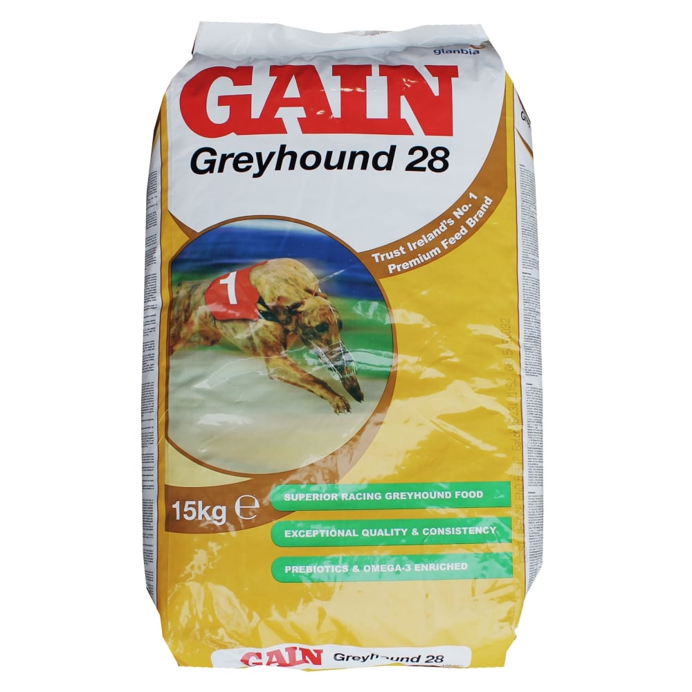 Gain Dog Food For Greyhounds