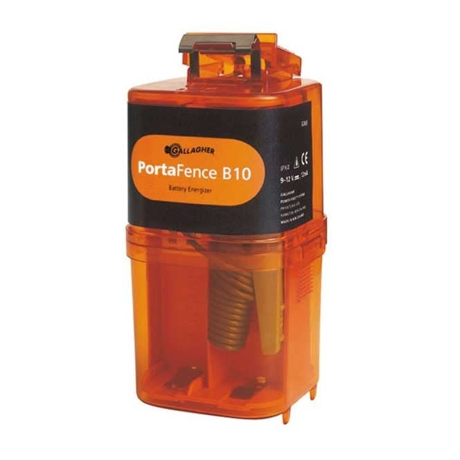 Gallagher B10 Porta Fence Energizer - Electric Fence Energiser