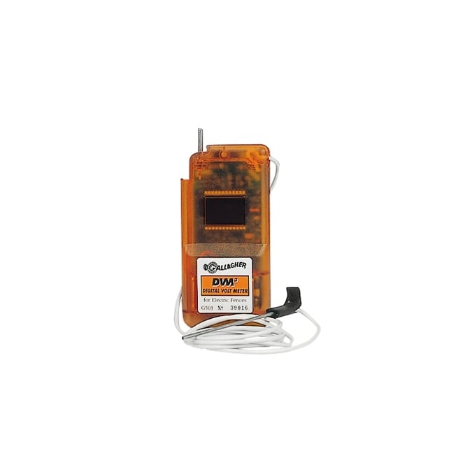 Gallagher Digital Electric Fence Volt Meter 3