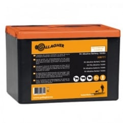 Powerpack Electric Fence Battery 9V 160Ah