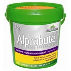 Global Herbs Alphabute Powder - Horse Supplement