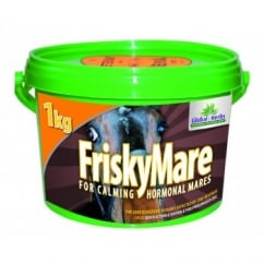 Global Herbs Frisky Mare - Horse Supplement 1Kg