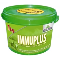 Global Herbs ImmuPlus - Horse Supplement 1Kg