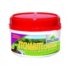 Global Herbs Itch Cream 200g - For Horses
