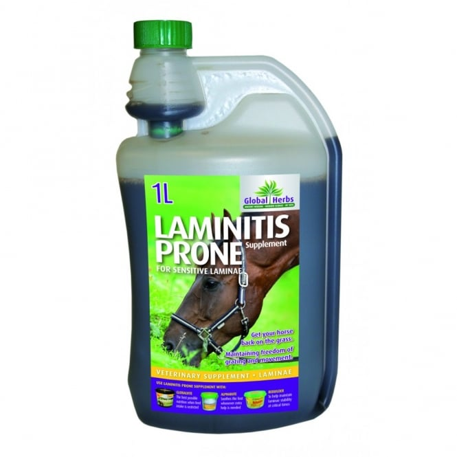 Global Herbs Laminitis Prone Liquid Supplement