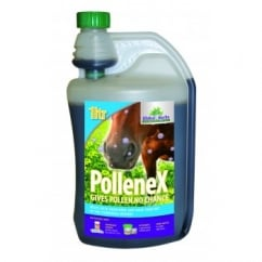 Global Herbs Pollene-X Liquid - Horse Supplement 1Ltr