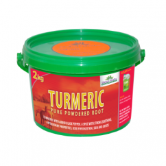 Global Herbs Turmeric - Horse Supplement 1.8Kg