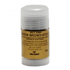 Show Brown Mini Stick 30g / Horse Blemish Cover-up Stick