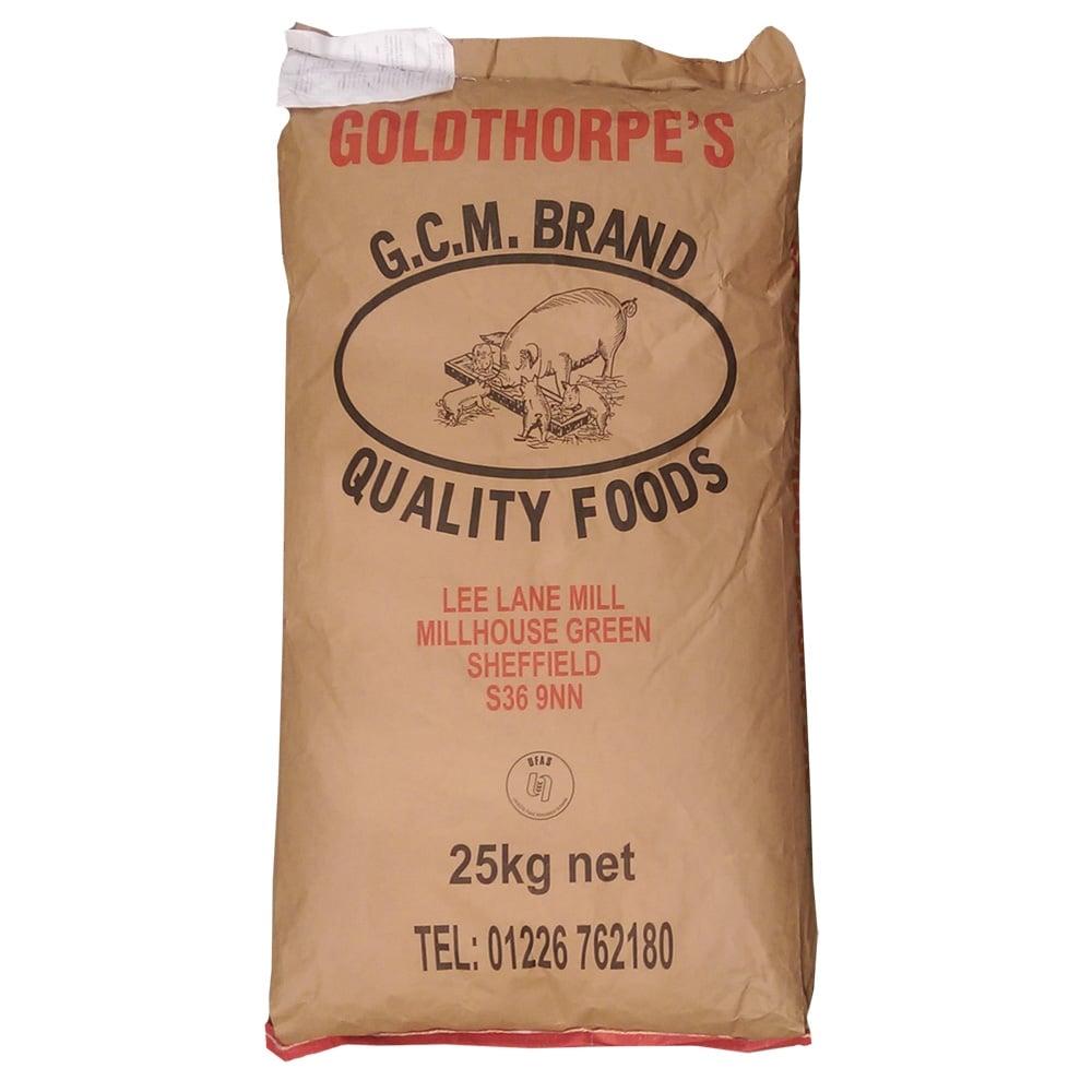 Feed: Goldthorpes Pig Super Grow Pellets 25Kg