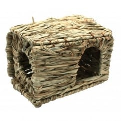 Nature Nest Grassy Hideaway for Small Animals