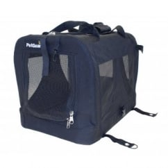 PetGear Canvas Pet Carrier - Black
